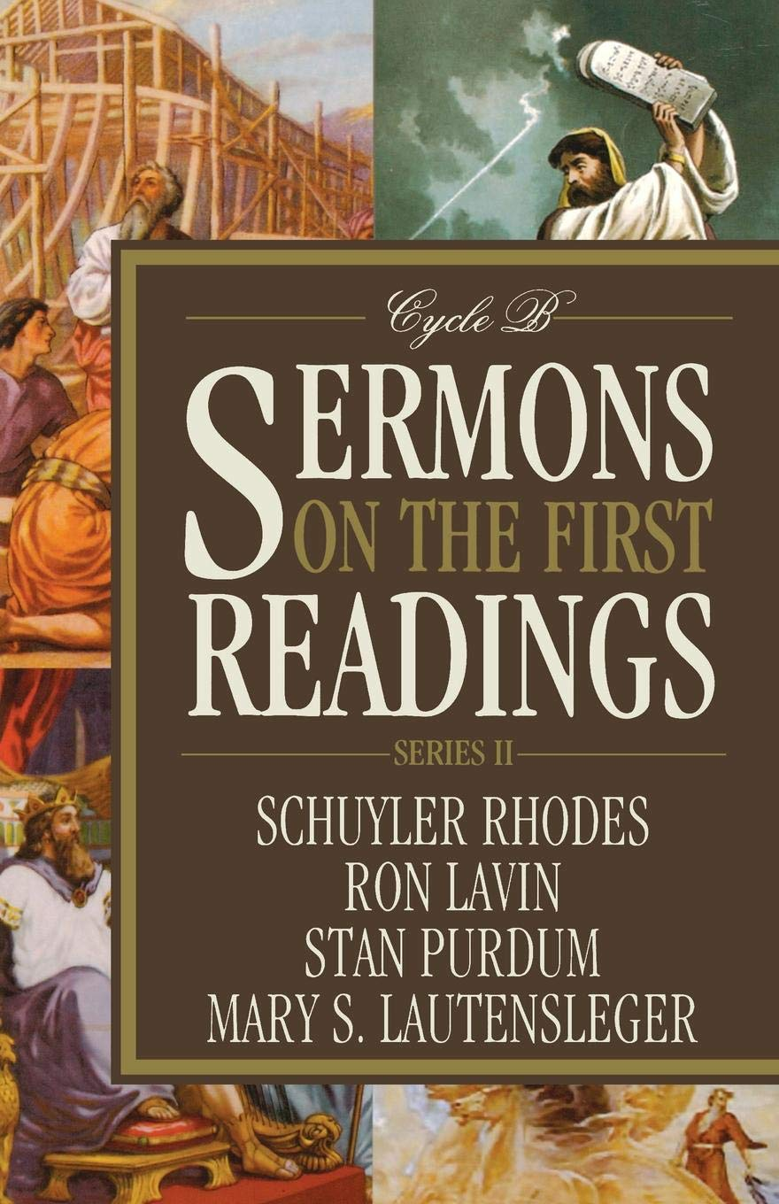 Sermons on the First Readings: Series II, Cycle B PDF
