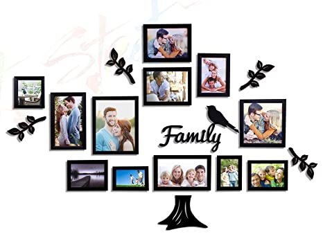 Buy Painting Mantra Art Street Family Tree Set Of 12 Individual