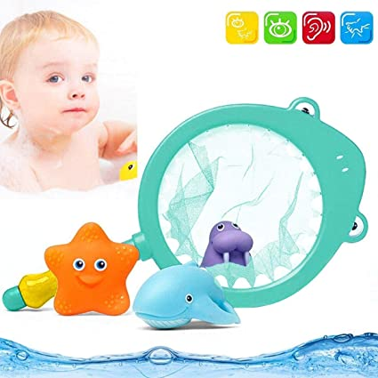 Fishies Toy Organiser! Disney Finding Nemo Baby Child Bath Toy Storage Bag Net