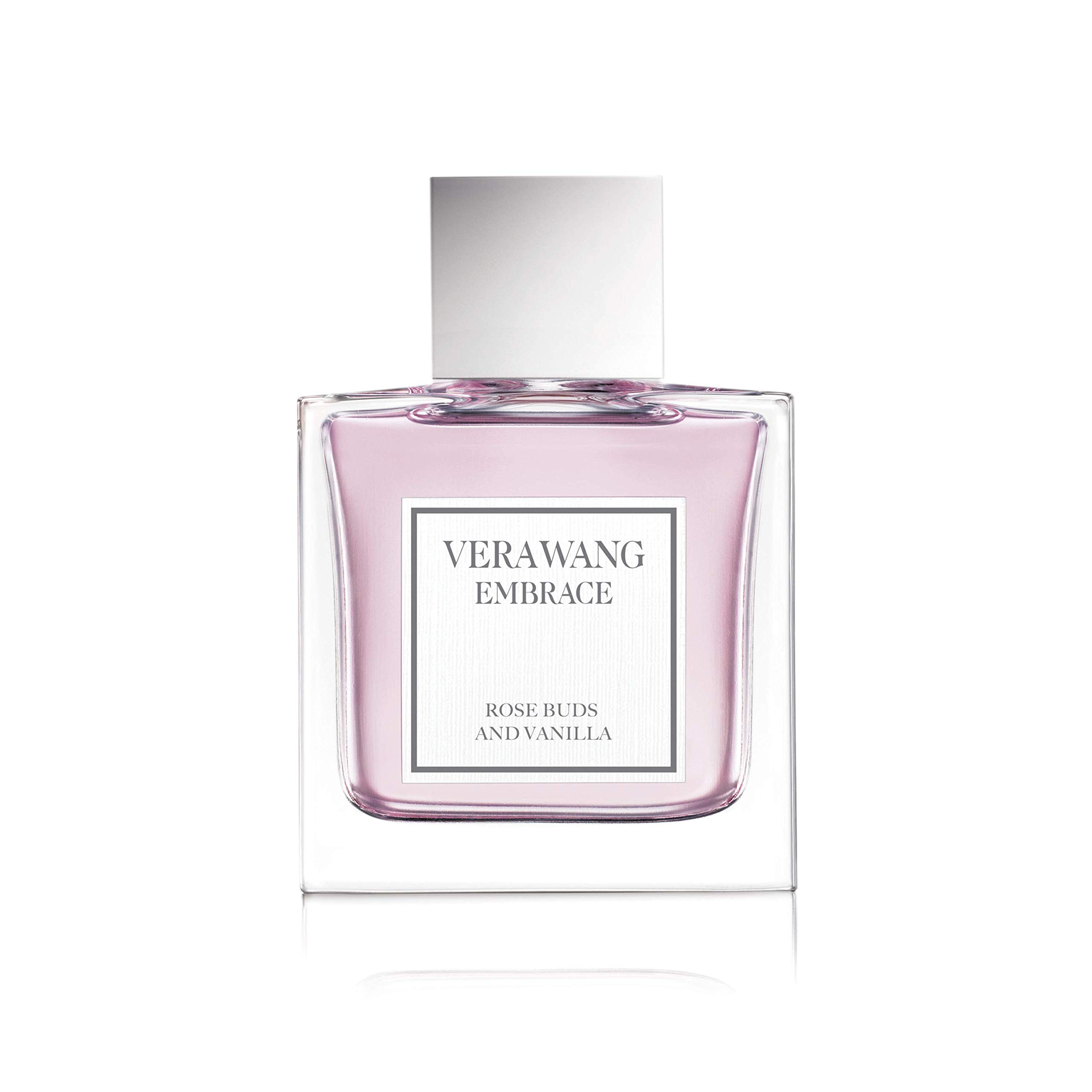 Vera Wang Embrace Eau de Toilette Rose Buds and Vanilla Scent 1 Fluid Oz. Women's Cologne Romantic, Floral and Warm Fragrance