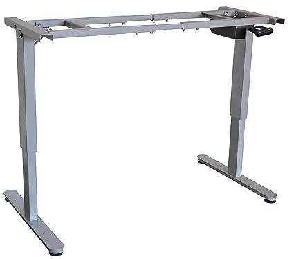 Euro Pro Motorizado para escritorio, marco (ampliable): Amazon.es ...