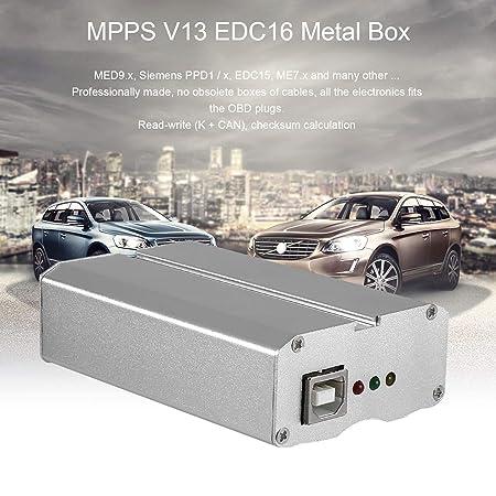 Lironheel Calidad SMPS MPPS V13 EDC16 Chip Tuning Remap K + Can ...