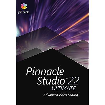 Pinnacle Studio 22   Ultimate   PC   Código de activación PC enviado por email