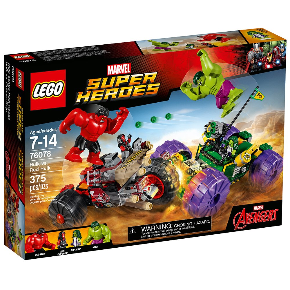 Top 9 Best LEGO Hulk Sets Reviews in 2020 1