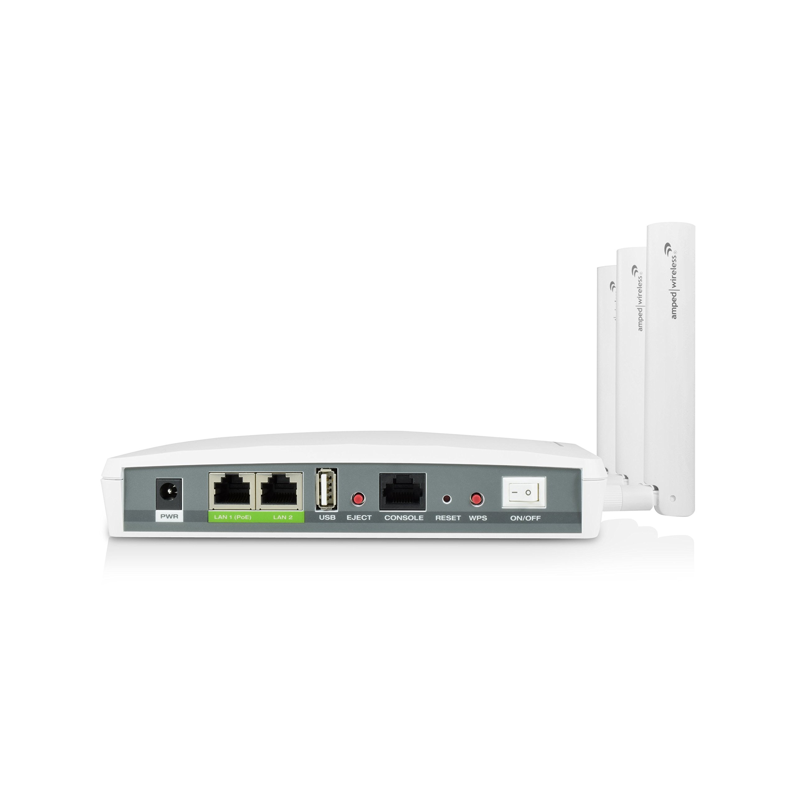 Amped Wireless ProSeries High Power AC1750 Wi-Fi Range Extender / Bridge (REB175P) by Amped (Image #4)