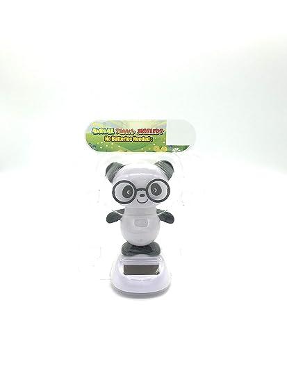 Amazon.com: Gafas de peluche con diseño de oso de panda y ...