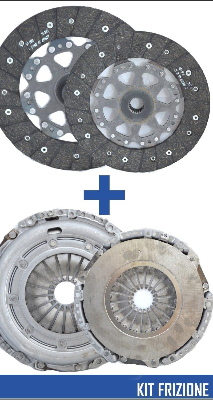 1 x 2290601057 Kit Embrague Ford S-Max 1.8 TDCi 100hp 2007 > Sachs: Amazon.es: Coche y moto