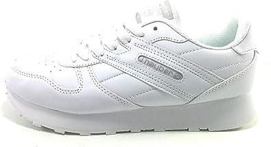 J`Hayber Celote Zapatillas Mujer Clasicas Blancas (38 EU): Amazon.es: Zapatos y complementos