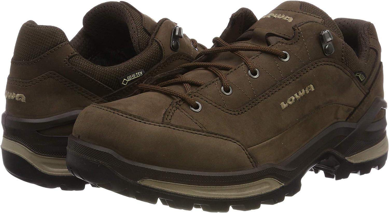 Lowa Renegade GTX lo Men Gore-Tex outdoor Hiking zapatos espresso 310963-4211