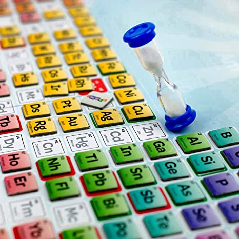 FReNeTiC - The Frenzied Word Game of the Elements Board Game: Amazon.es: Juguetes y juegos