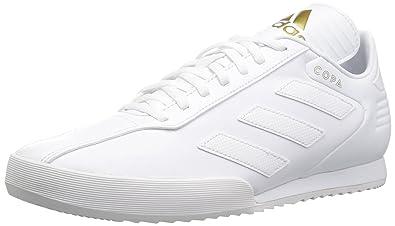 best cheap 74dd7 3c0a4 adidas Originals Mens Copa Super Soccer Shoe WhiteGold Metallic, ...