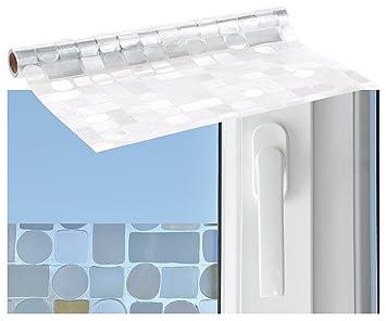 Infactory Sichtschutzfolien Muster Sichtschutz Folie Perlmutt
