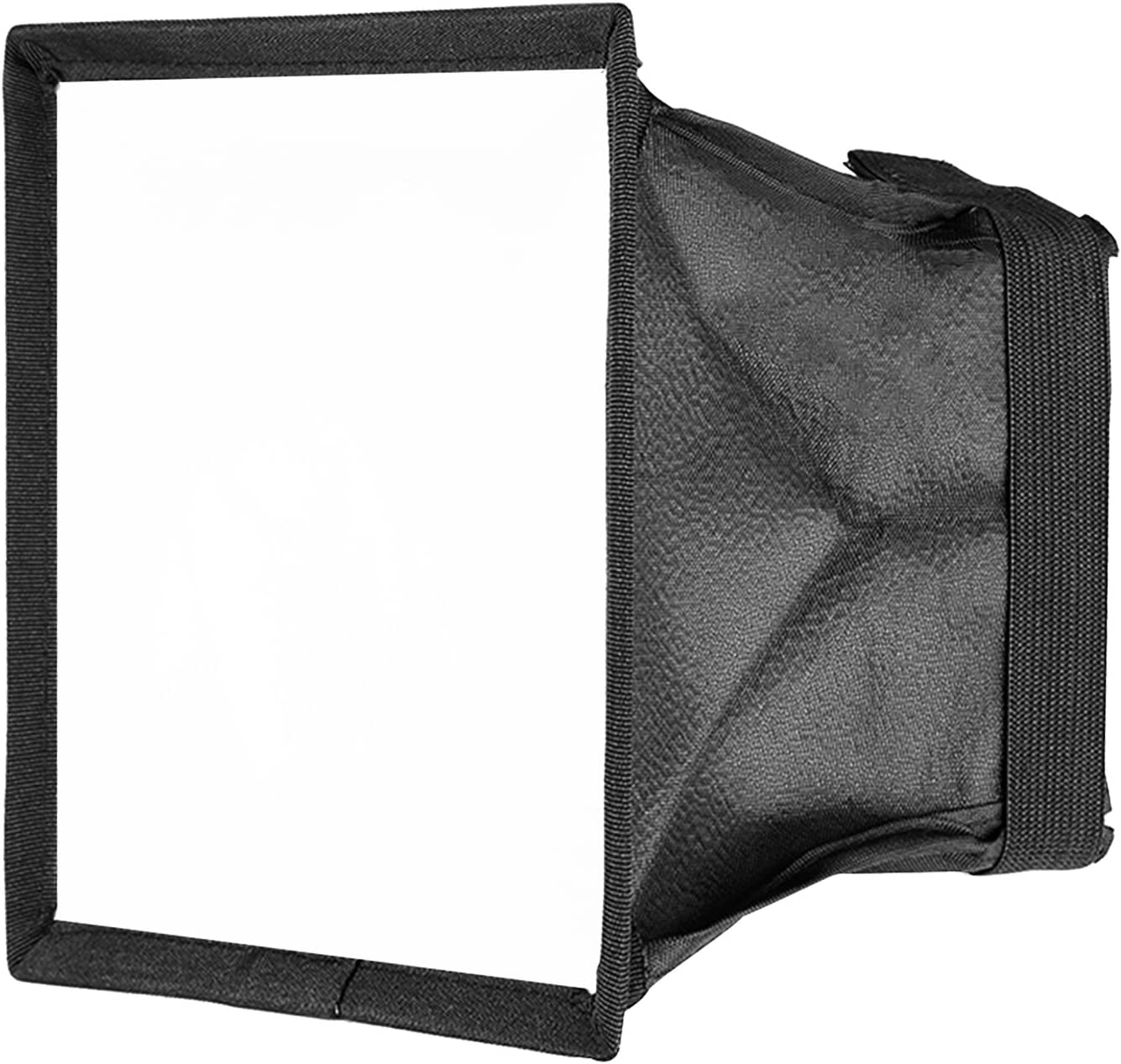 Neewer 5.9x6.7 inches15x17 centimeters Camera Collapsible Diffuser Mini Softbox for CN 160, CN 126 and CN 216 LED Light (White)