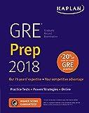 GRE Prep 2018: Practice Tests + Proven Strategies + Online
