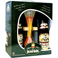 Kwak Gift Pack with Glass and  Stand, 4 x 330 ml