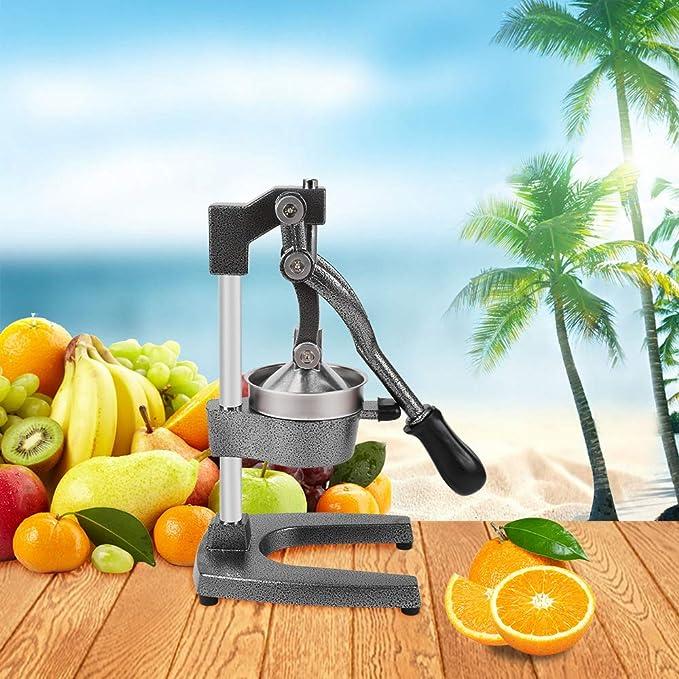 Compra FOBUY Exprimidor Multi función para Gastronomía Exprimidor de naranja Exprimidor de granada Exprimidor de limones (Gris) en Amazon.es