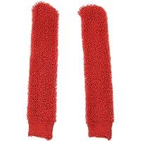 SODIAL(R)))) Raquette de Badminton antidérapant élastique Serviette éponge Prise en Main
