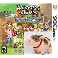 Harvest Moon Skytree Village 3DS with BONUS 6