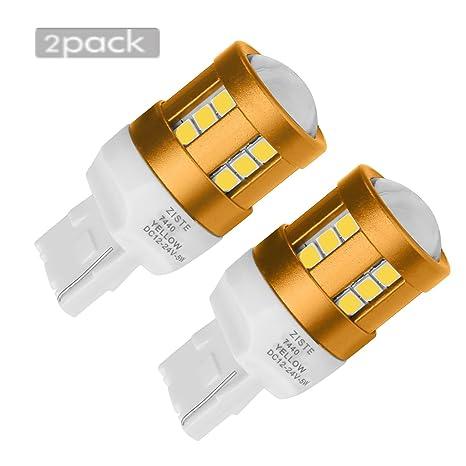 Luces LED para intermitentes, luces de marcha atrás, luces de freno ZISTE