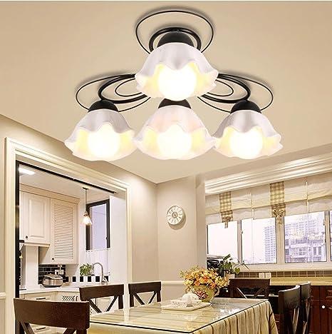 FJ-E27 220V dormitorio living comedor cerámica techo monta ...