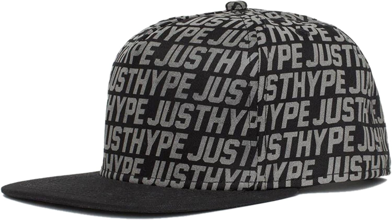 406ed05671745 HYPE Sporting Script Black Grey Snapback  Amazon.co.uk  Clothing