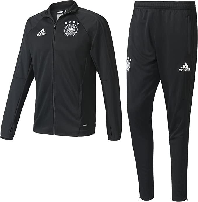 adidas DFB TRG Suit Chándal Federación Alemana de Fútbol, Hombre ...