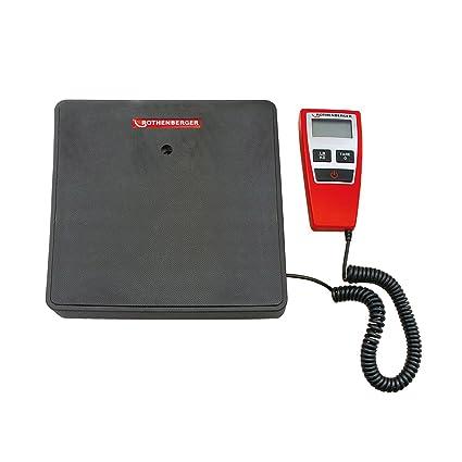 ROTHENBERGER R17300416 - Bascula digital 120kg roscale