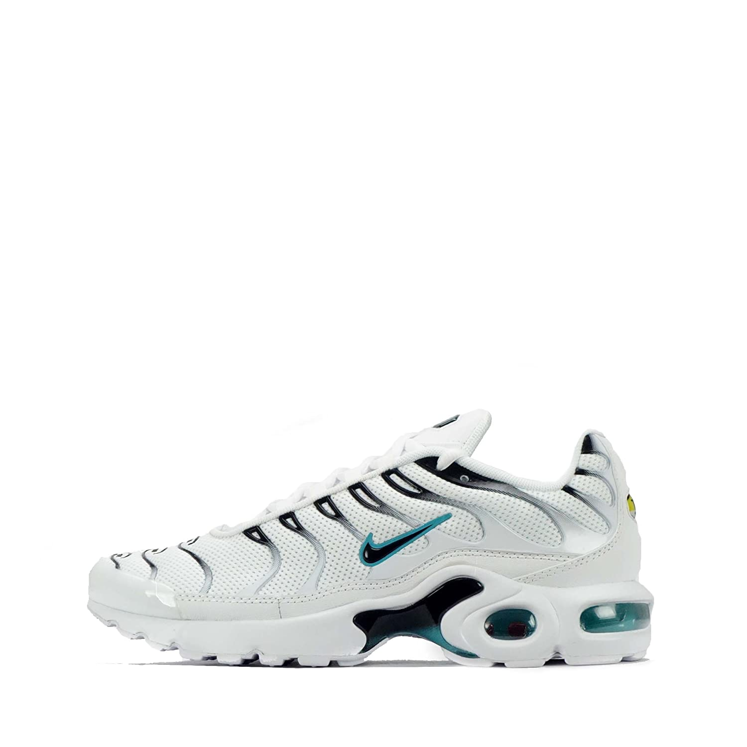 new product 43c22 5e817 Nike Air Max Plus TN1 Tuned BG Junior Youth Trainers (UK 5 ...