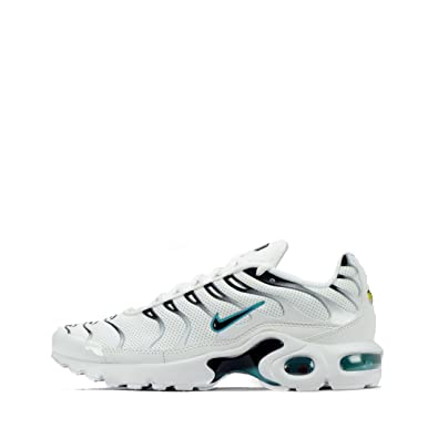 new product 37d0b f459b Nike Air Max Plus TN1 Tuned BG Junior Youth Trainers (UK 5 ...
