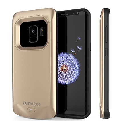 Amazon.com: Galaxy S9 carcasa de batería, punkjuice 5000 mAh ...