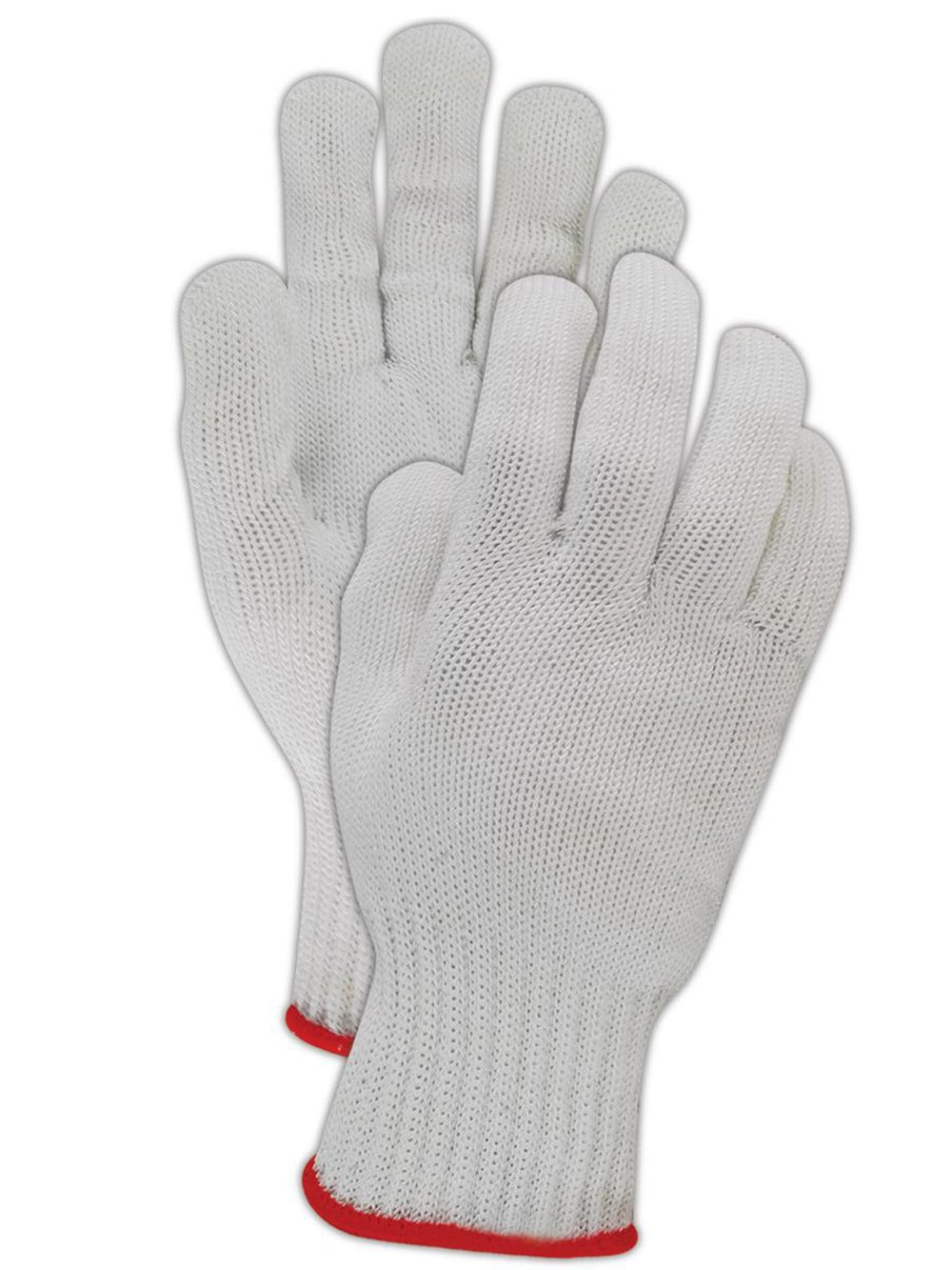 Magid CutMaster SP7255 Non-Coated Spectra Glove ANSI Cut Level 5 Reversible Ambidextrous White Heavyweight 1 Glove Large