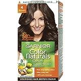 Garnier Color Naturals Mini Shade 4 Brown, 29ml + 16g