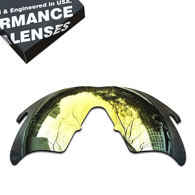 15f758668b43a Image Unavailable. Image not available for. Color  ToughAsNails Polarized Lens  Replacement for Oakley M Frame ...