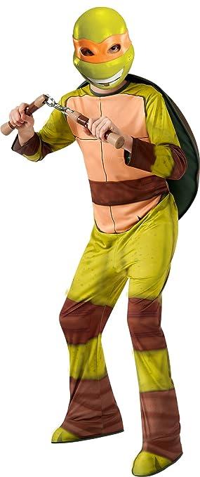 Rubies Michelangelo Teenage Mutant Ninja Turtles – 7 – 9 años
