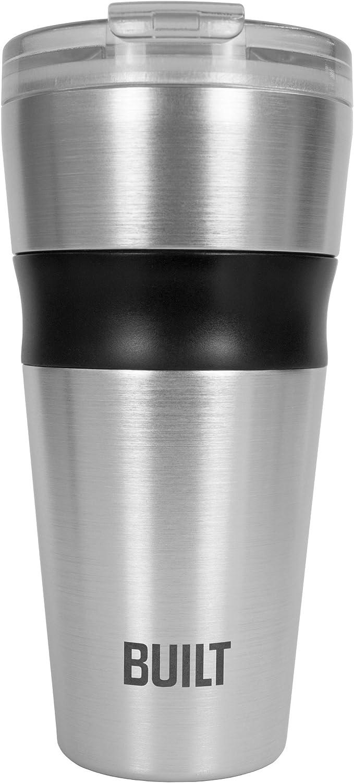 BUILT Insulated Tumbler, 24 ounces, DIJON