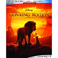 The Lion King (2019) [Blu-ray + DVD + Digital] (Bilingual)