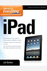 How to Do Everything iPad Kindle Edition