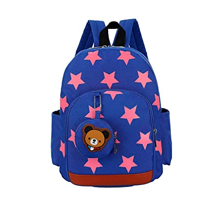 Baby Accessories Efficient Toddler Kids Children Boys Girl Cartoon Backpack Schoolbag Shoulder Bag Rucksack