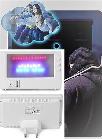 TV Simulador de televisión de falsa - Televisor falsa Fake TV - 12 ...