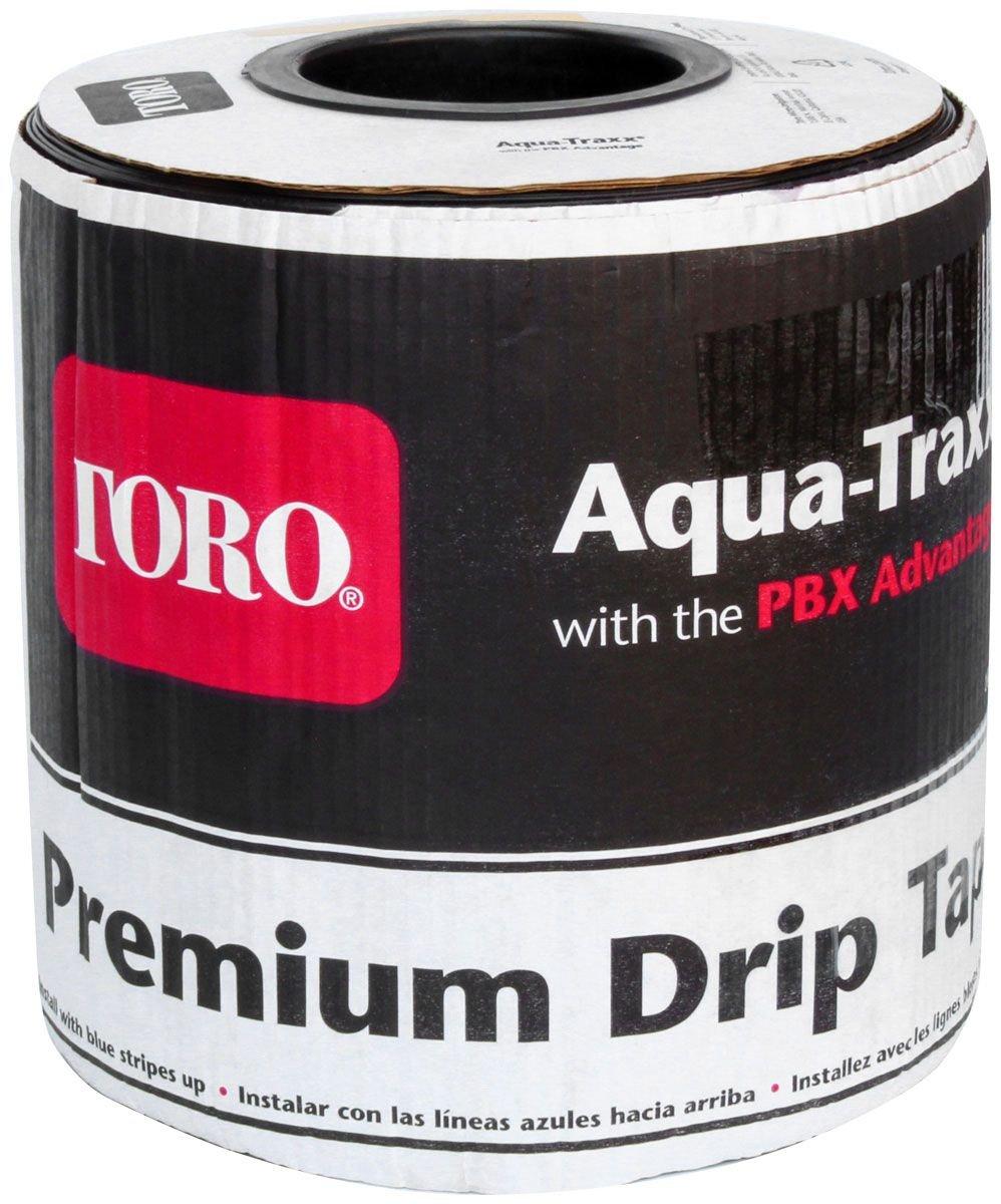"""Toro Aqua-Traxx - 5/8"""" Drip Tape, 8 mil, 12"""", 0.45 GPM/100', 2, 000' - EA5081245-200, Plastic"""