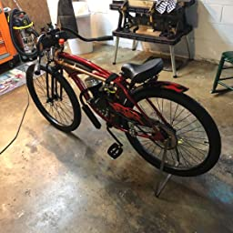 Amazon Com Huffy 26 Men S Cranbrook Cruiser Bike With Freebie Red Sports Outdoors