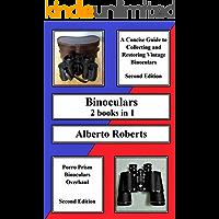 Binoculars 2 books in 1