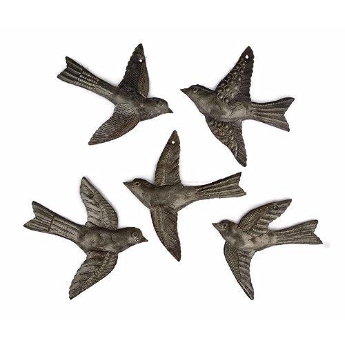 Metal Bird Wall Decor: Amazon.com