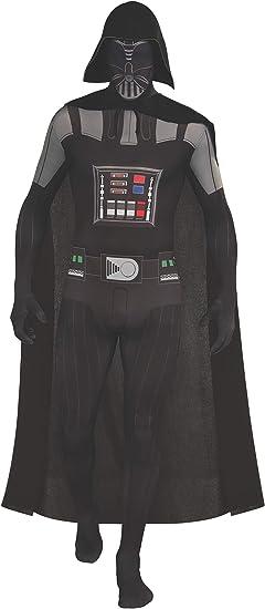 Rubies - Disfraz oficial de Star Wars Darth Vader, segunda piel ...