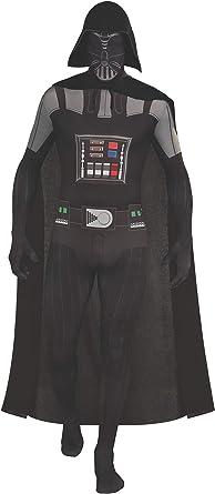 Rubie's Men's Star Wars 2nd Skin, Black