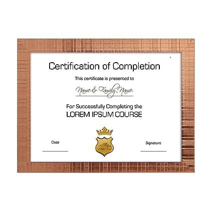 Amazon.com - TtoyouU Wall Document Frame Certificate Frame Diploma ...