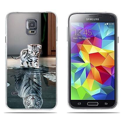 FUBAODA Fundas Carcasas para Samsung Galaxy S5/S5 Neo/S5 LTE ...