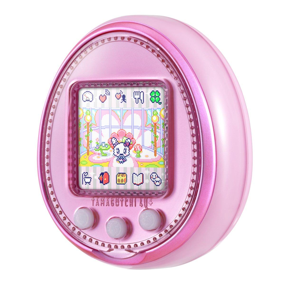 TAMAGOTCHI 4U+ Bandai - Baby Pink by Bandai (Image #2)