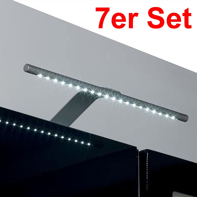5er Komplett-Set Komplett-Set Komplett-Set SO-TECH Kleiderschrank LED Beleuchtung Abella kaltweiß 2580b2