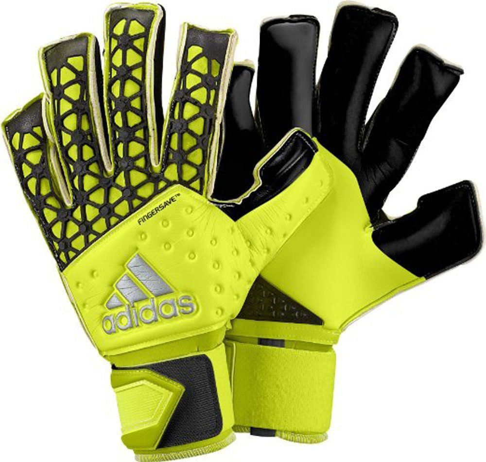 Adidas Ace Zones All Round Gloves  Syello  (11) b06e34f647d9